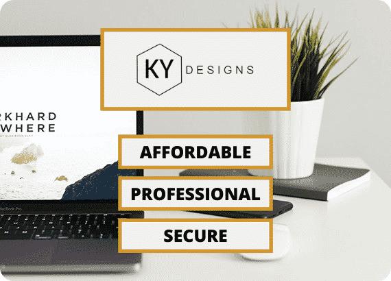 low cost website design fife